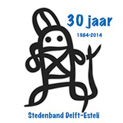 stedenband-delft-esteli-sjamaan-30jaar